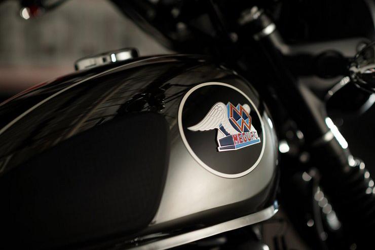 Meguro Teank emblem
